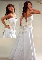Элегантное, нежное и романтичное эксклюзивное платье.